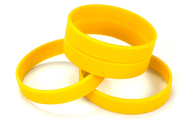 Blank Wristbands Silicone