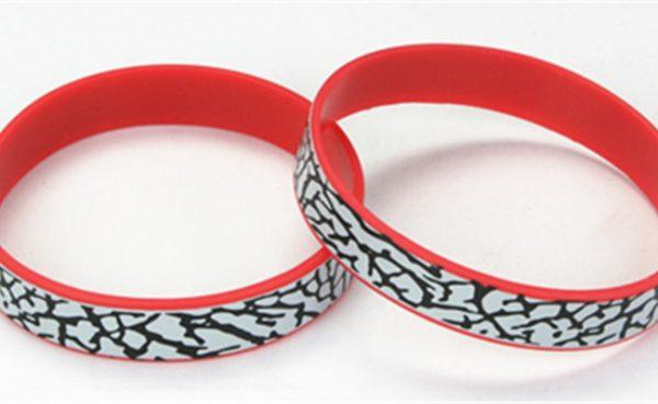 Printing silicone bracelet