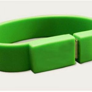 USB silicone wristband