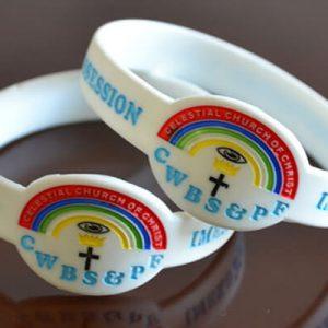 Medallion Wristbands