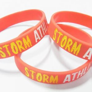 Orange Wristbands