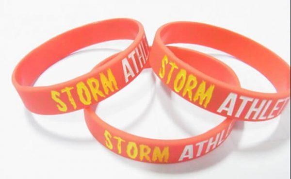 Orange Wristbands