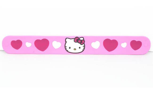 Rubber Slap Bracelets