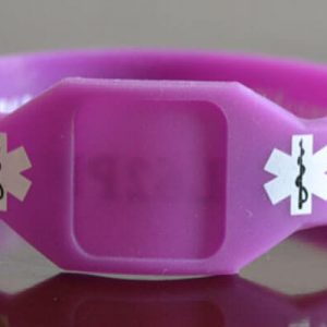 Debossed Wristband Silicone