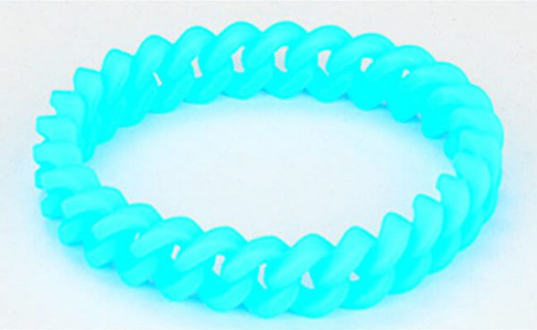 Twisted Bracelets Silicone