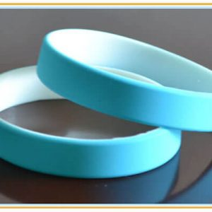 Dual Layer Silicone Bracelets