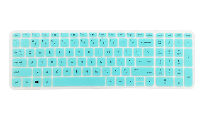 Silicone Desktop Computer Keyboard Cover