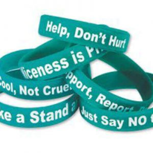 anti bullying bracelets