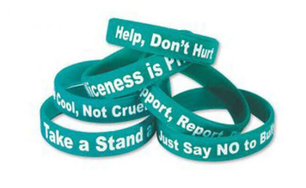 anti bullying bracelets