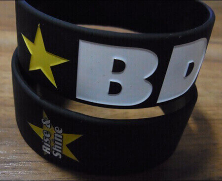 1inch Ink-filled Wristbands