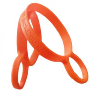 Silicone Water Cup Bracelets