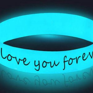 Glowing In The Dark Wristband